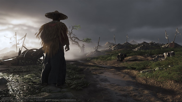 Ghost of Tsushima (PS4) - PSN Key - EUROPE