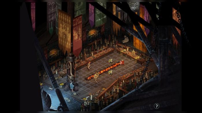 The Banner Saga Steam Key GLOBAL