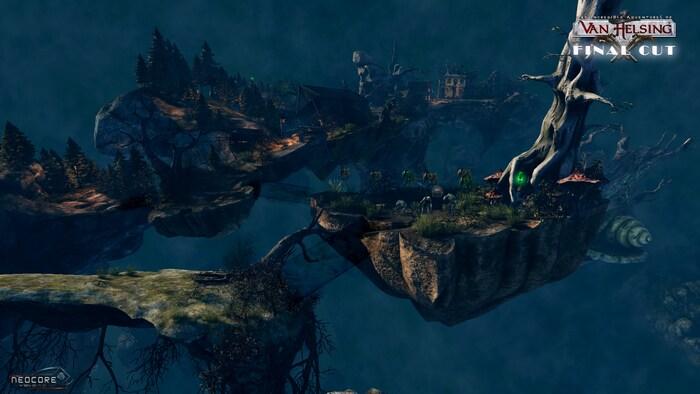 The Incredible Adventures of Van Helsing: Final Cut Steam Key GLOBAL