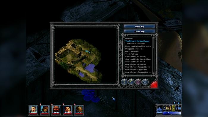 The Temple of Elemental Evil GOG.COM Key GLOBAL