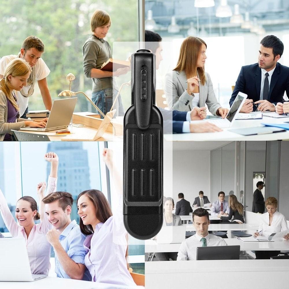 1080P Mini Camera Full HD Handheld Small Pen - 2