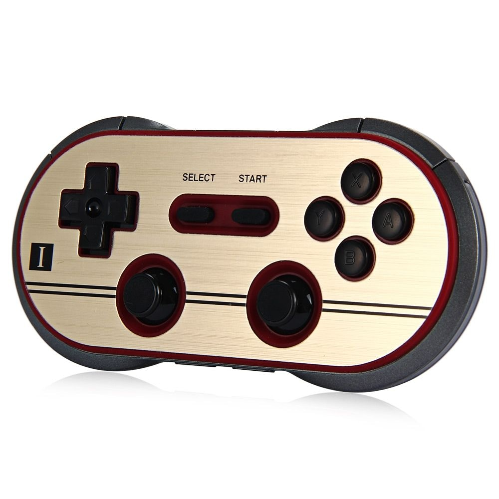 8Bitdo FC30 Pro Wireless Bluetooth Gamepad Game Controller for Switch Android PC Mac Linux - 1