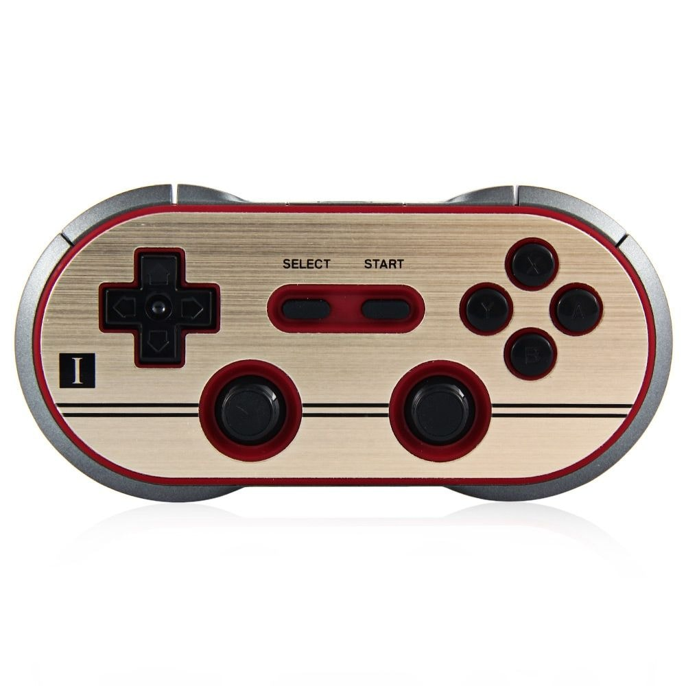 8Bitdo FC30 Pro Wireless Bluetooth Gamepad Game Controller for Switch Android PC Mac Linux - 2