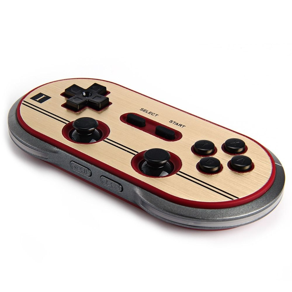 8Bitdo FC30 Pro Wireless Bluetooth Gamepad Game Controller for Switch Android PC Mac Linux - 4