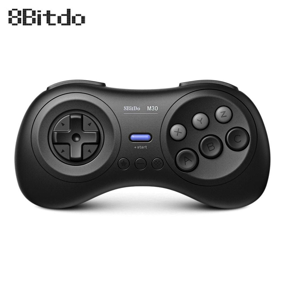 8Bitdo M30 Bluetooth Controller for Switch PC MAC Steam - 1