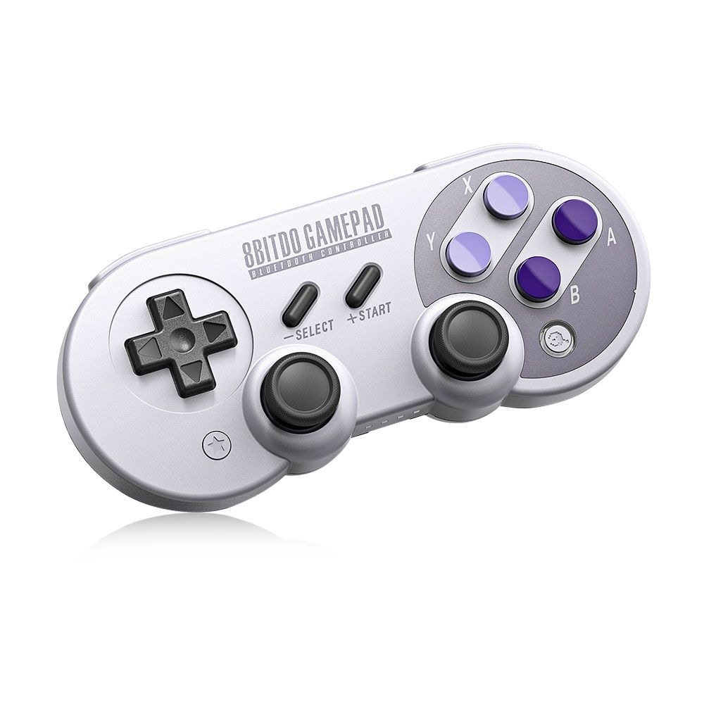 8Bitdo SN30 Pro Wireless Bluetooth Controller with Classic Joystick Gamepad for Android/Switch/Windows - 2