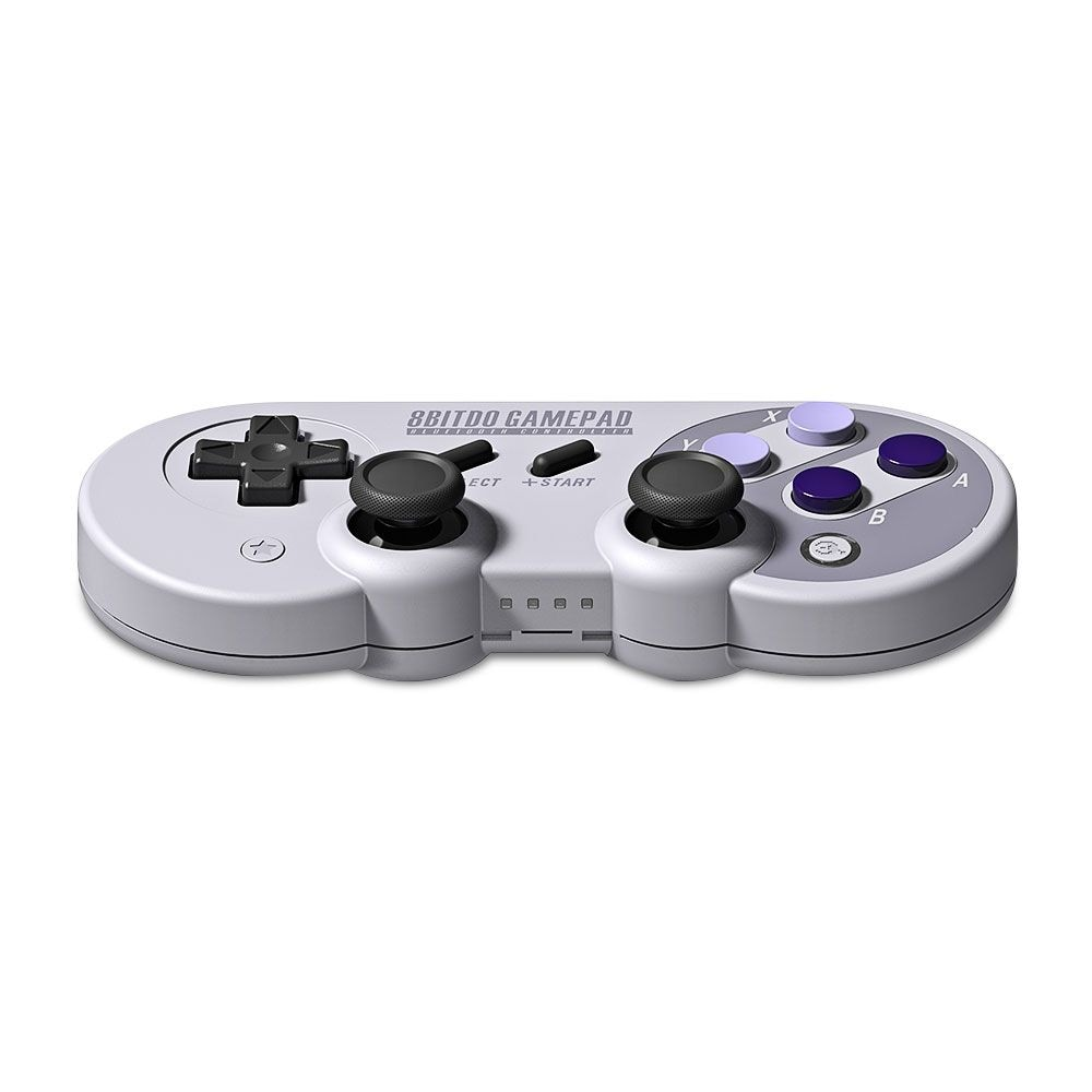 8Bitdo SN30 Pro Wireless Bluetooth Controller with Classic Joystick Gamepad for Android/Switch/Windows - 3
