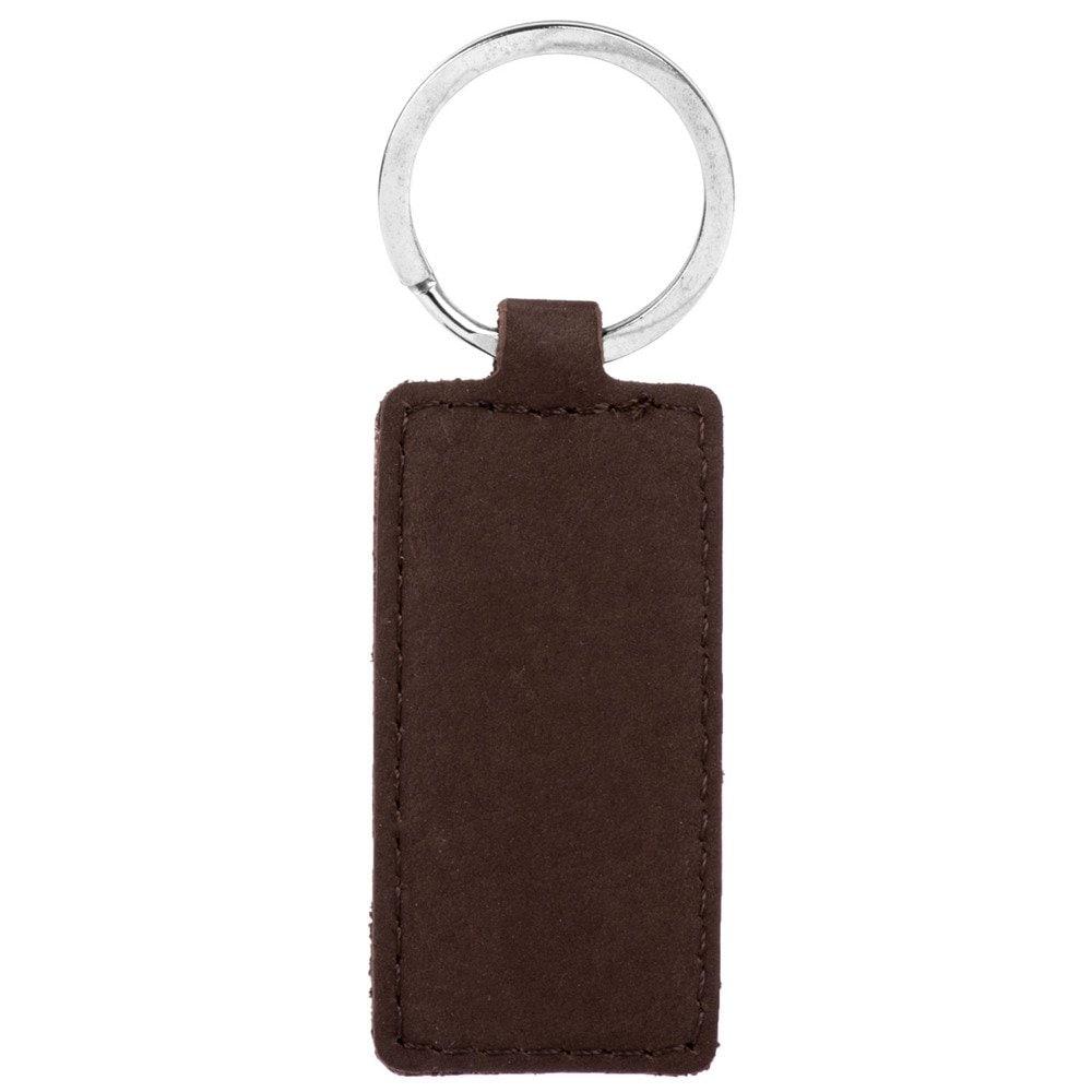 Apple iPhone 7 Plus- Surazo® Phone Case Genuine Leather- Nubuck Brown - 7