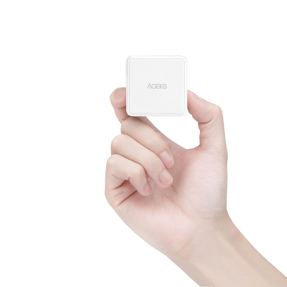 Aqara Cube Smart Home Controller 6 Actions Device ( Xiaomi Ecosystem Product ) - 10