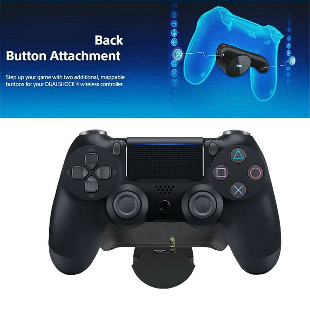 Back Button Attachment Extension Keys For SONY PS4 Gamepad Dual Shock 4 - 2