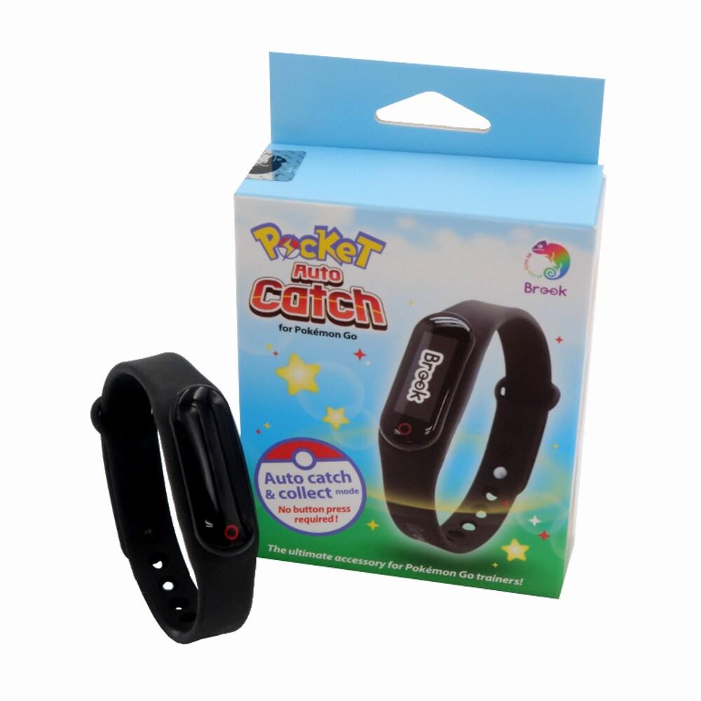 Brook Bracelet Wristband Bluetooth Pocket Catcher Collect for Pokemon Go Nintendo Android IOS No need Go Plus - 2