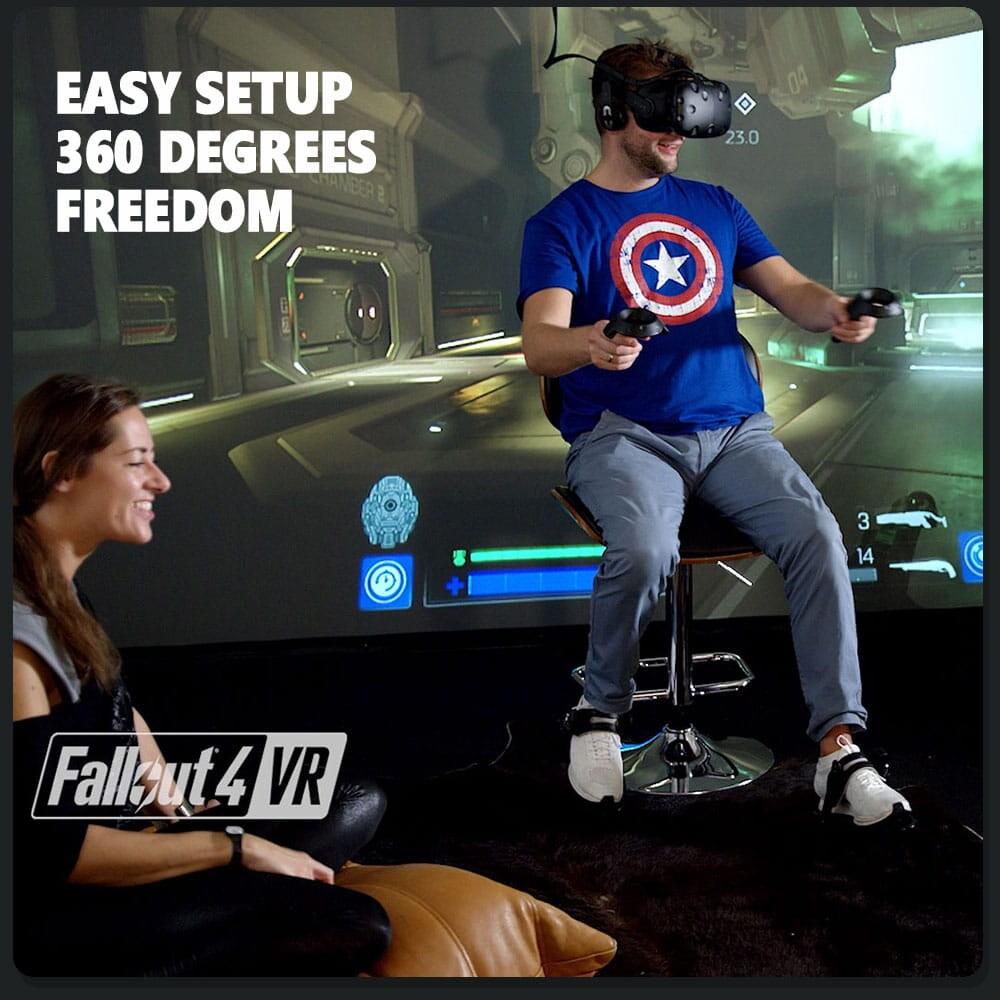 Cybershoes buty do wirtualnej rzeczywistości - 4
