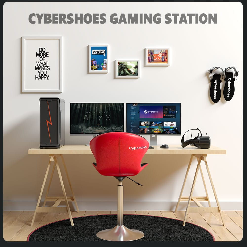 Cybershoes Gaming Station buty do VR - 4