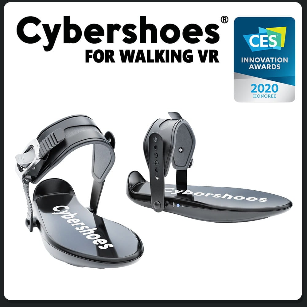 Cybershoes Gaming Station buty do VR - 6