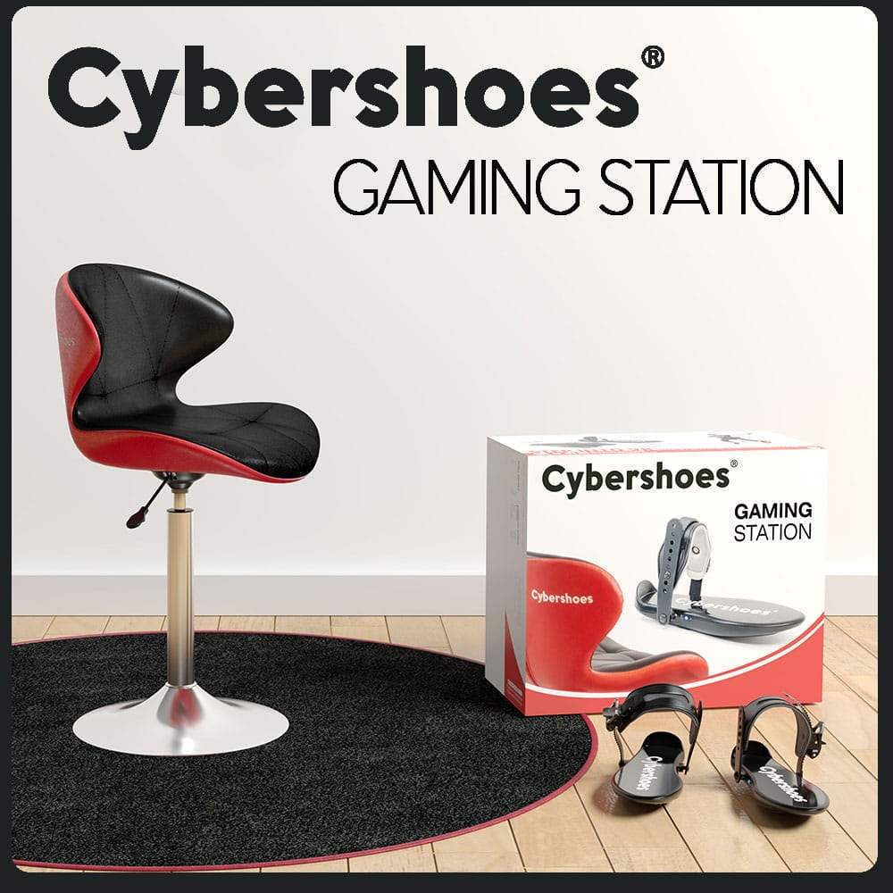 Cybershoes Gaming Station buty do VR - 5