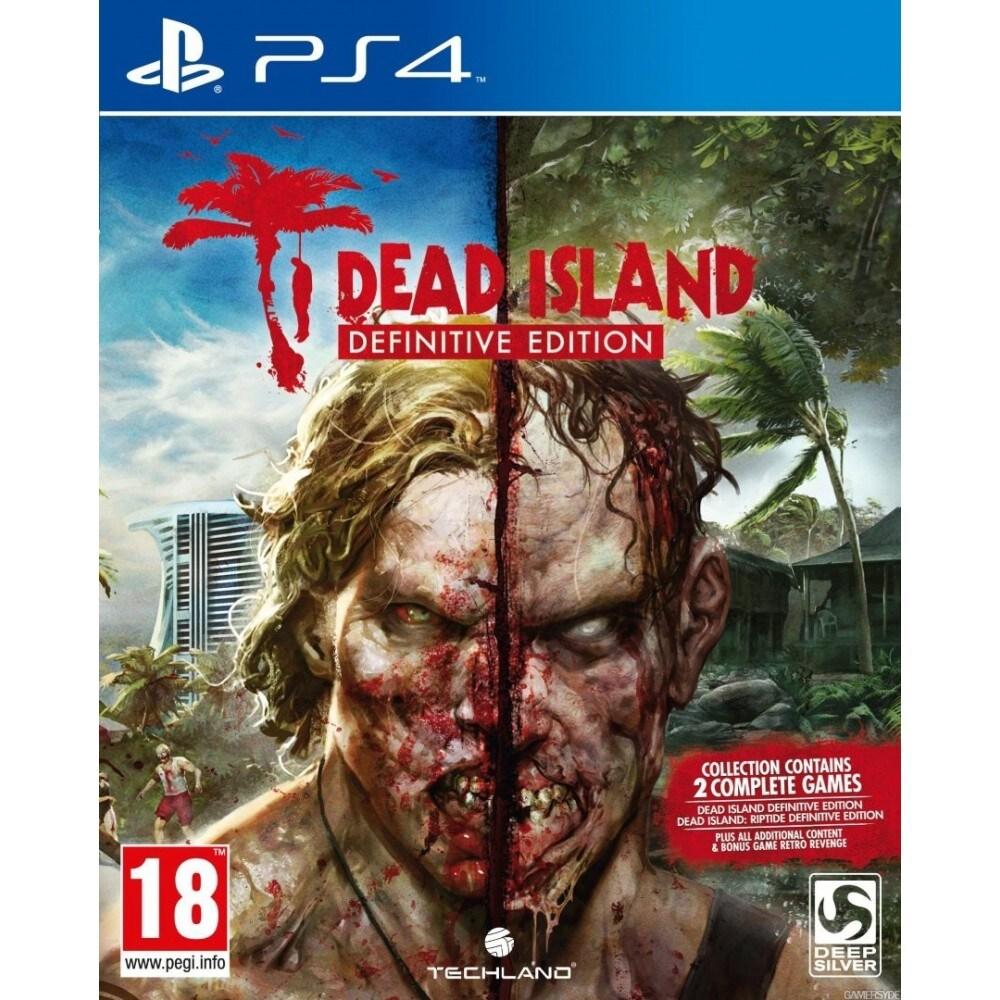Dead Island Definitive Collection PS4 (UK PEGI) (englisch) [uncut] - 1