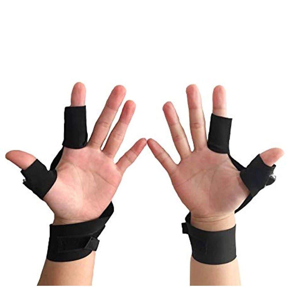 Fingerless LED Flashlight Gloves for Repairing - 3