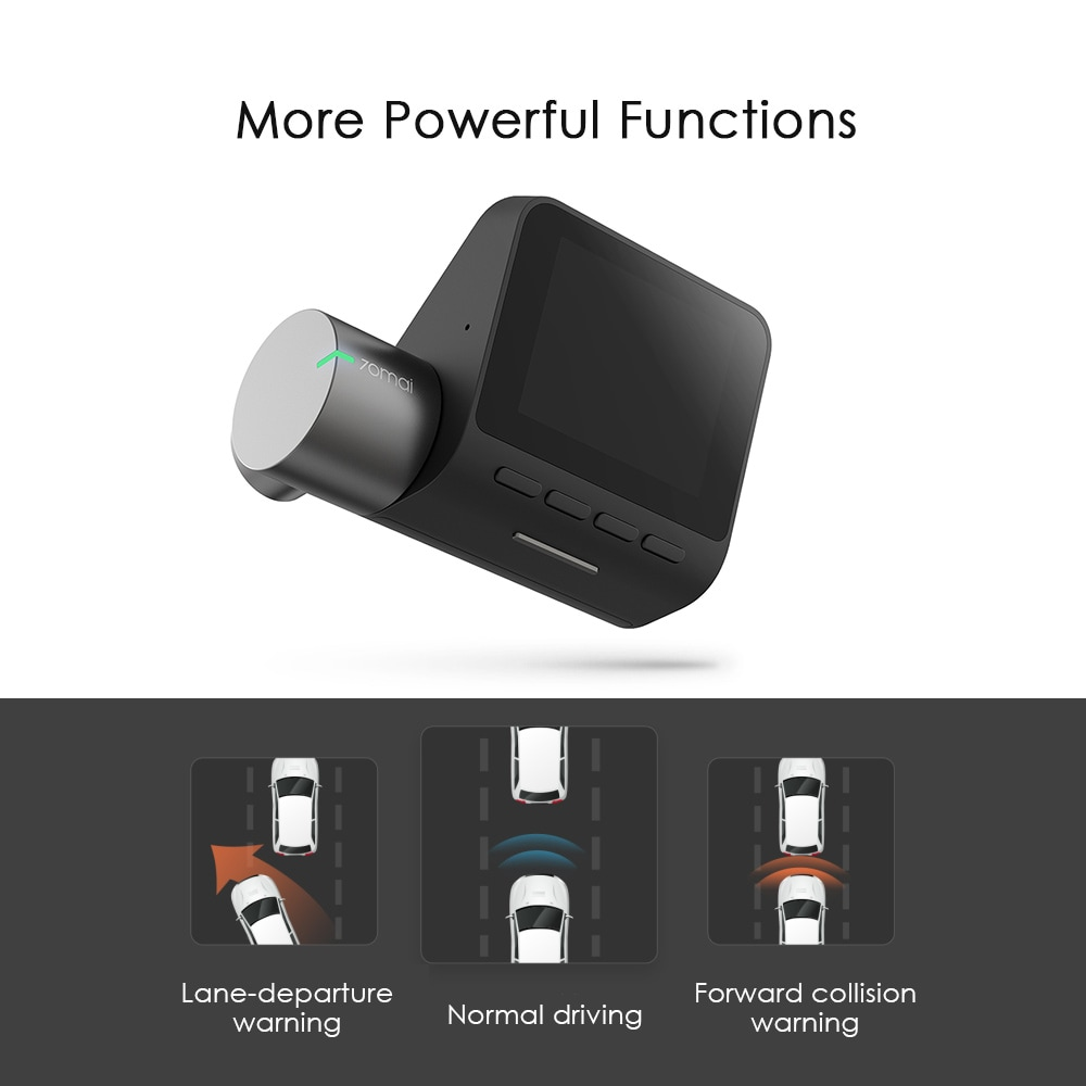Full HD Car Driving Recorder 24h Surveillance Superior Night Vision - 3