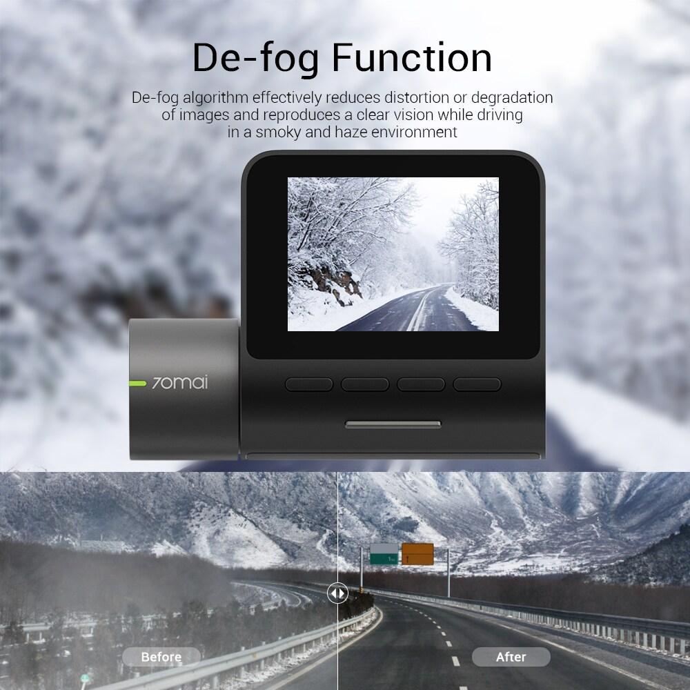 Full HD Car Driving Recorder 24h Surveillance Superior Night Vision - 6