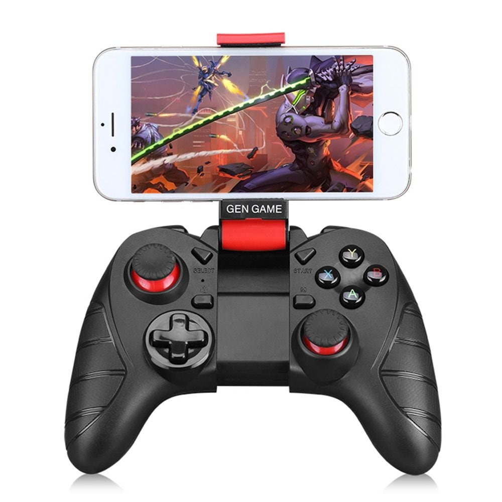 GEN GAME S7 Standard Edition Wireless Game Controller with Phone Holder - 7