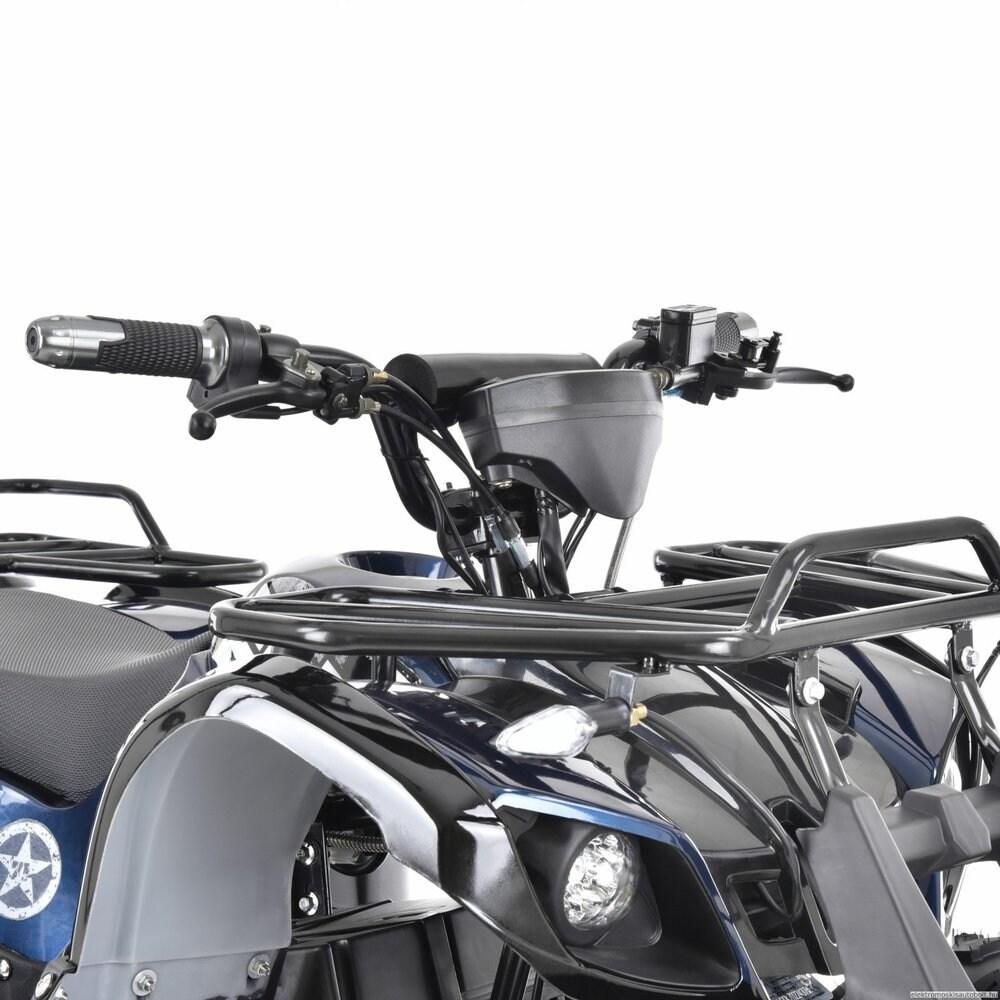 Hecht 56150 Blue Quad Akumulatorowy Samochód Terenowy Auto Jeździk Pojazd - 4