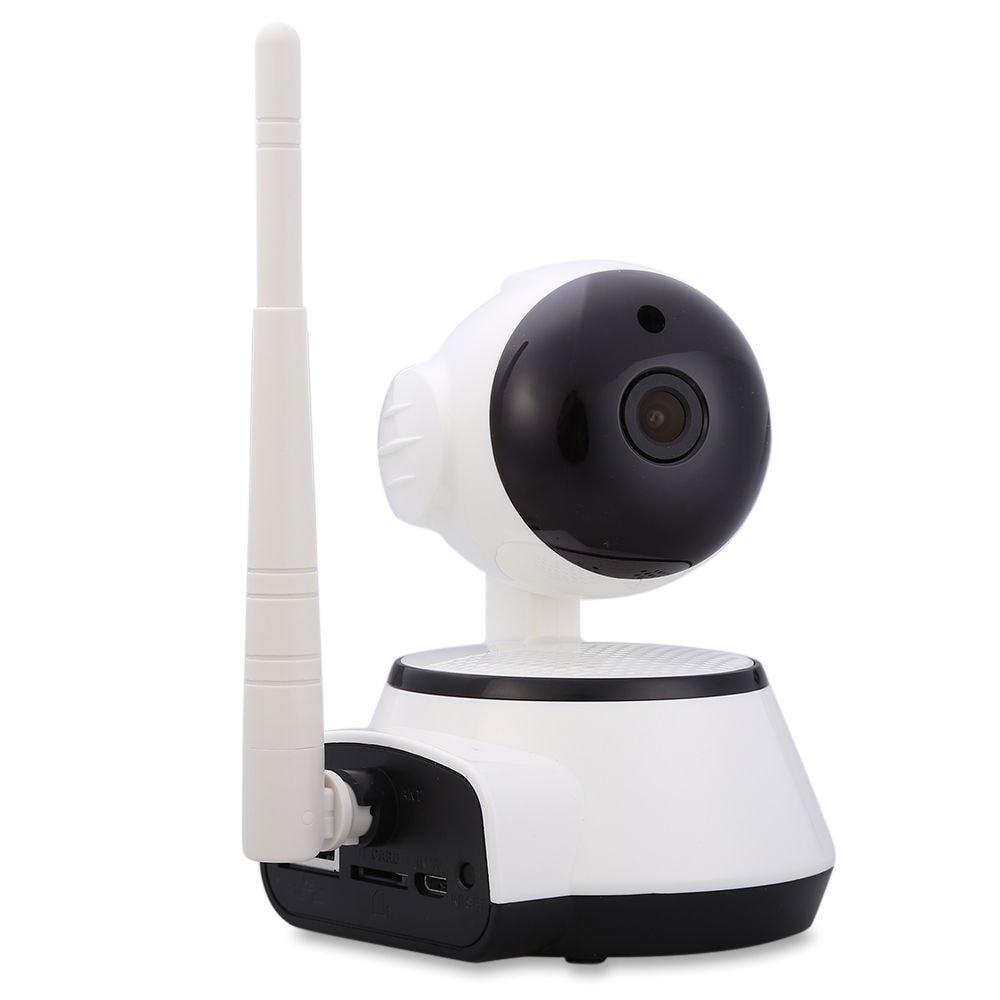 Hiseeu HSY-FH2 Indoor 720P Wireless IP Cam IR-Cut Night Vision Mini Rotatable Smart Security US PLUG - 4