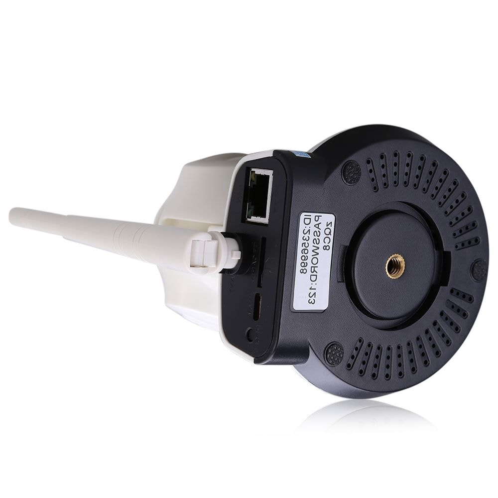 Hiseeu HSY-FH2 Indoor 720P Wireless IP Cam IR-Cut Night Vision Mini Rotatable Smart Security US PLUG - 6