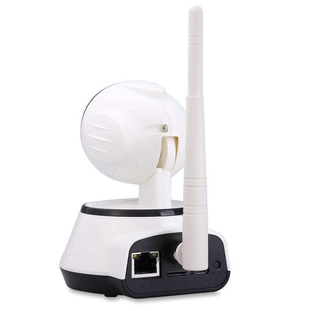 Hiseeu HSY-FH2 Indoor 720P Wireless IP Cam IR-Cut Night Vision Mini Rotatable Smart Security US PLUG - 9