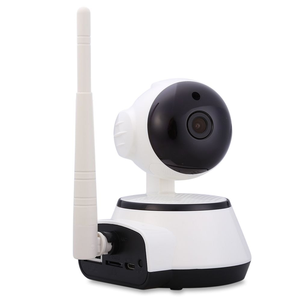 Hiseeu HSY-FH2 Indoor 720P Wireless IP Cam IR-Cut Night Vision Mini Rotatable Smart Security US PLUG - 10