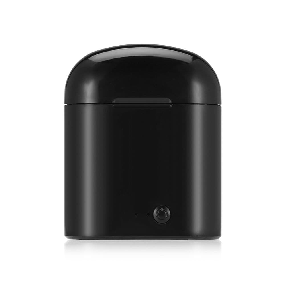 i7s Wireless Earbuds Mini Bluetooth In-ear Earphones Dual Stereo Sweatproof Built-in Mic with Charging Box - 6