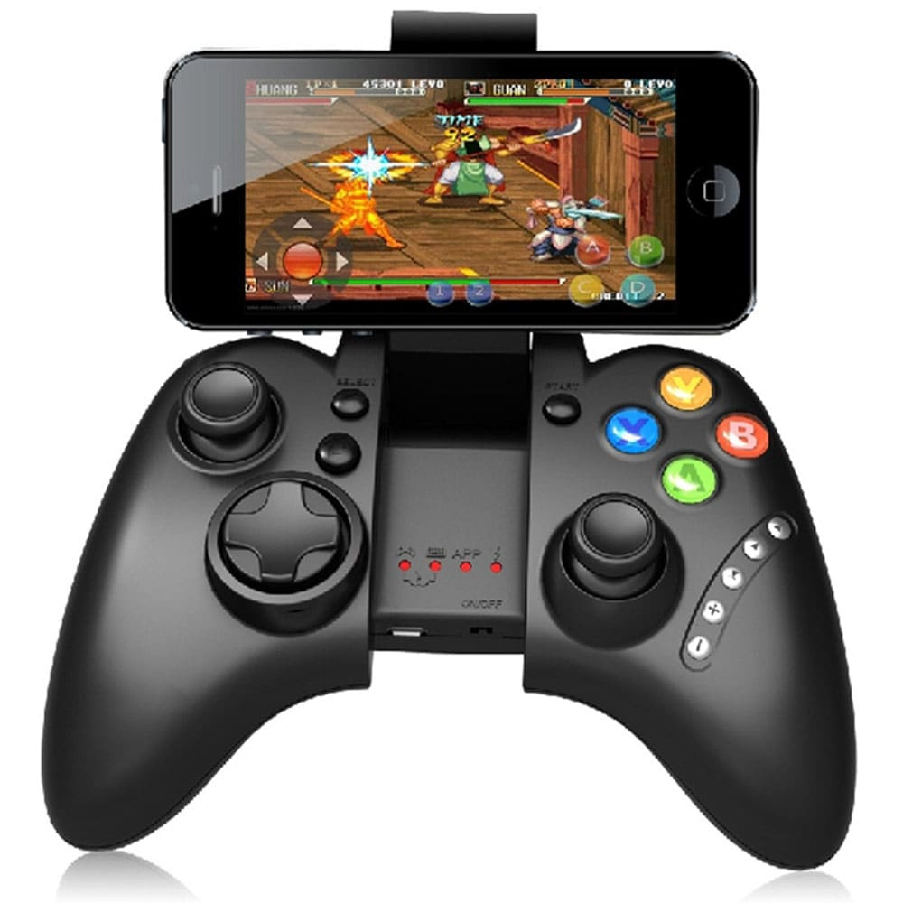 IPEGA PG - 9021 Classic Bluetooth V3.0 Gamepad Game Controller for Android / iOS - 1