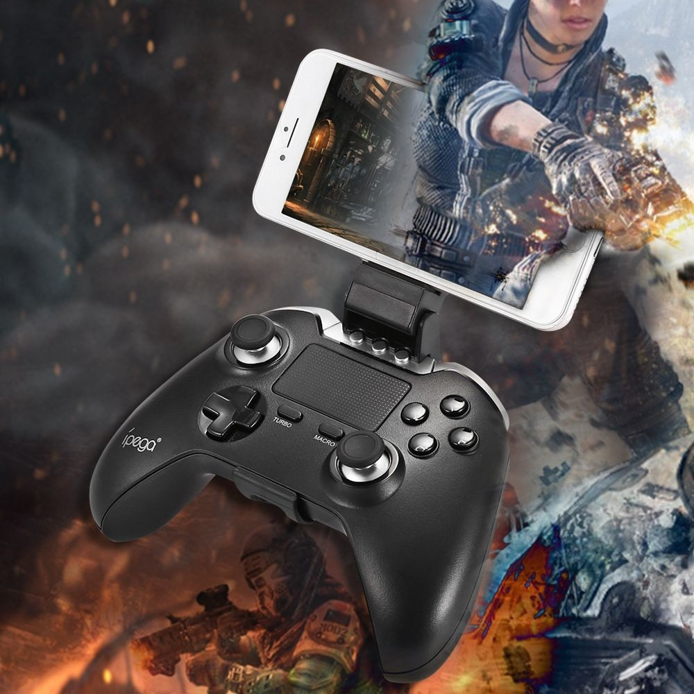 IPEGA PG - 9069 Bluetooth Gamepad with Touch Pad Supports Android / Window System - 6