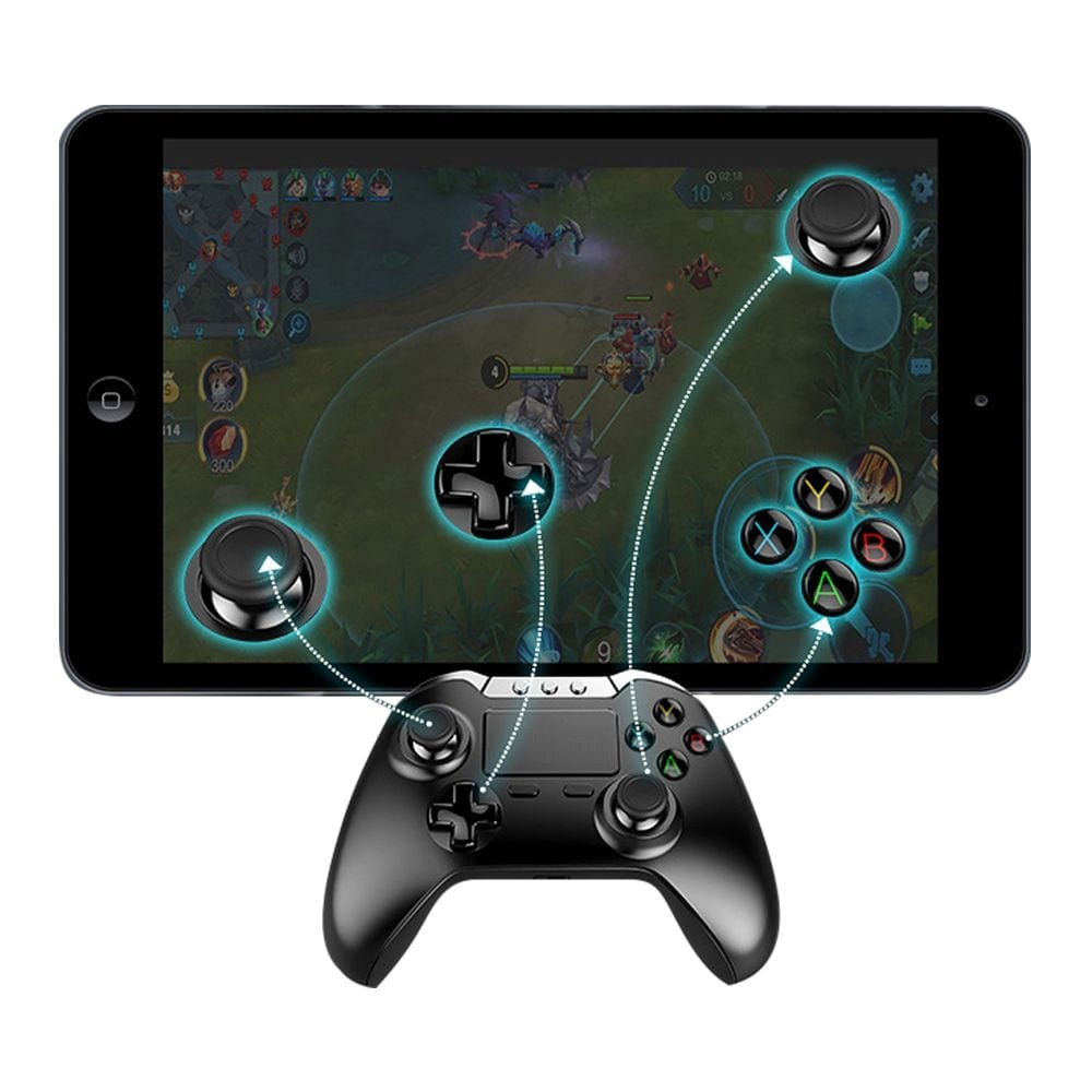 IPEGA PG - 9069 Bluetooth Gamepad with Touch Pad Supports Android / Window System - 7