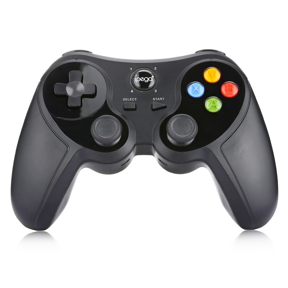 ipega PG - 9078 Universal Wireless Bluetooth Game Controller with Bracket for Android / iOS / PC - 2