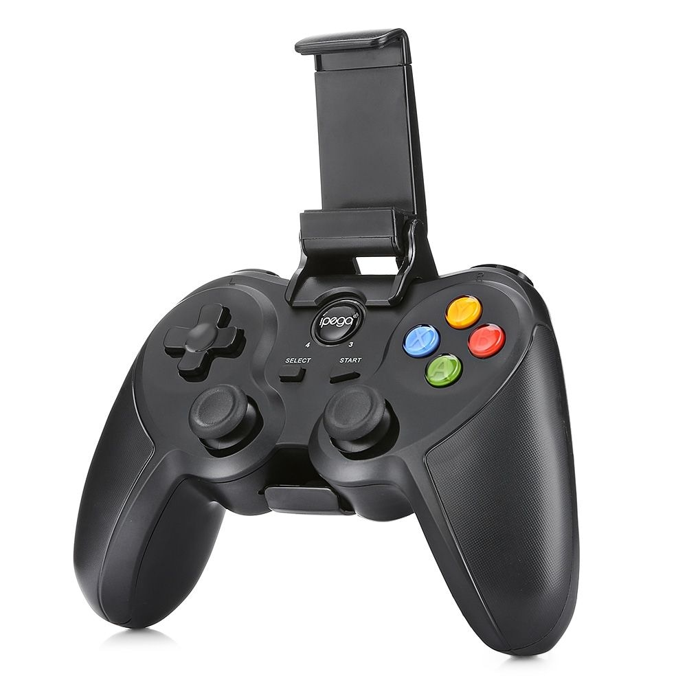 ipega PG - 9078 Universal Wireless Bluetooth Game Controller with Bracket for Android / iOS / PC - 3