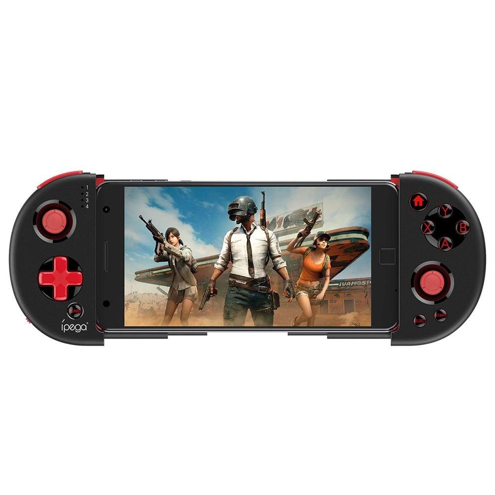 IPEGA PG - 9087S Flexible Joystick / Custom Key / Bluetooth 4.0 / Continues Beating Function Phone Gamepad - 2