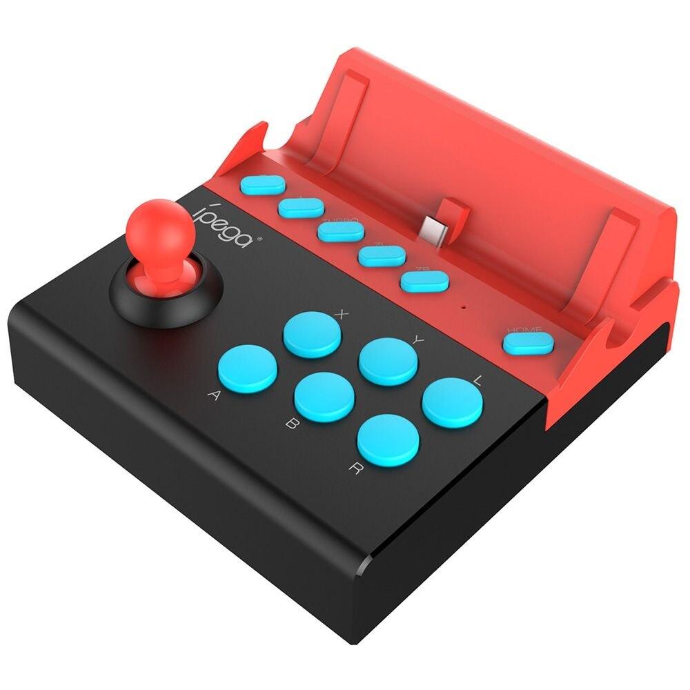 iPEGA PG - 9136 Gamepad Trigger Controller Mobile Joystick Gladiator Mini Palm Rocker Street Machine - 5