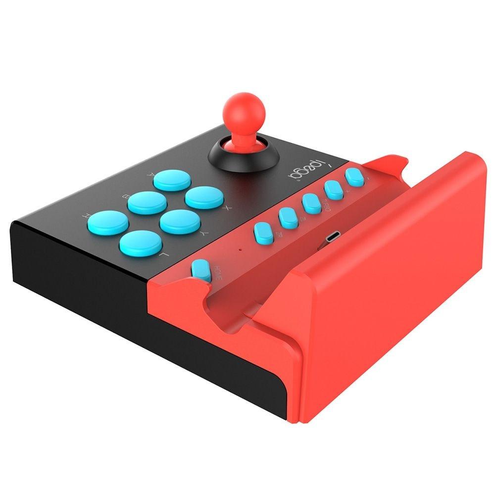 iPEGA PG - 9136 Gamepad Trigger Controller Mobile Joystick Gladiator Mini Palm Rocker Street Machine - 6