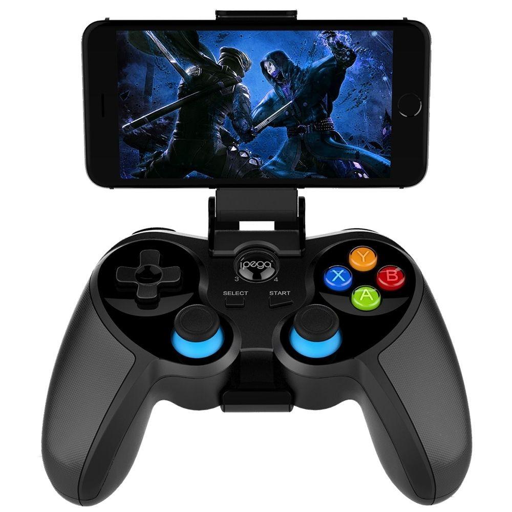 IPEGA PG - 9157 E-sports Trigger Button / Flexible Joystick / Sensitive Key Bluetooth Gamepad - 2