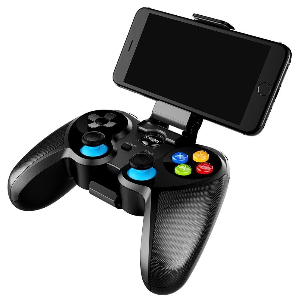 IPEGA PG - 9157 E-sports Trigger Button / Flexible Joystick / Sensitive Key Bluetooth Gamepad - 6