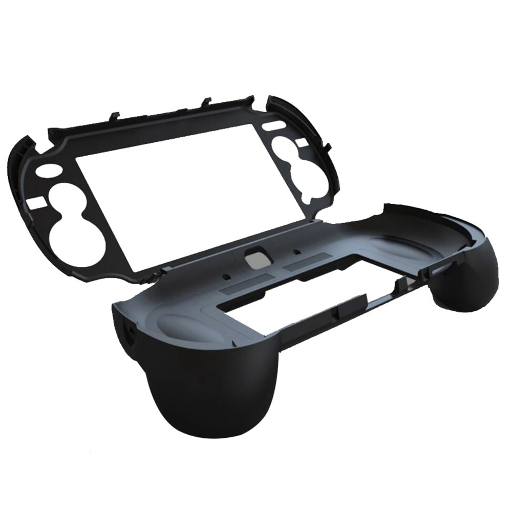 L3 R3 Trigger Button & L2 R2 Handle Grip Case Holder Black for PS Vita PSV 1000 - 7