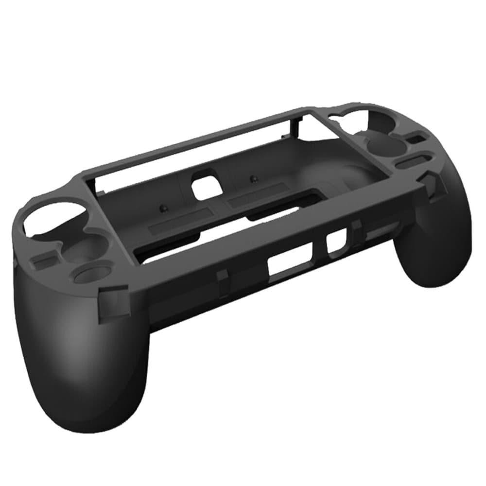 L3 R3 Trigger Button & L2 R2 Handle Grip Case Holder Black for PS Vita PSV 1000 - 6