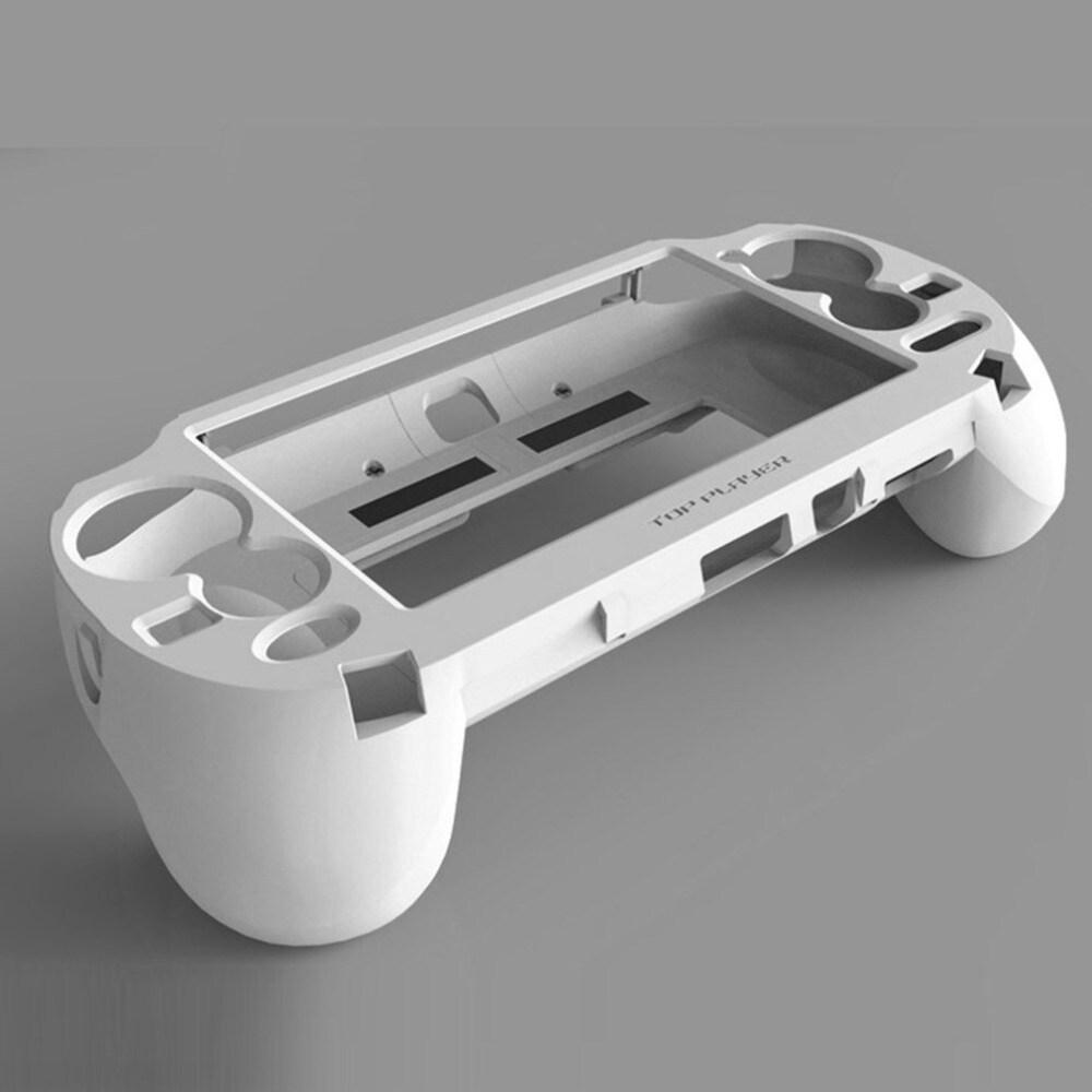 L3 R3 Trigger Button & L2 R2 Handle Grip Case Holder White for PS Vita PSV 1000 - 5