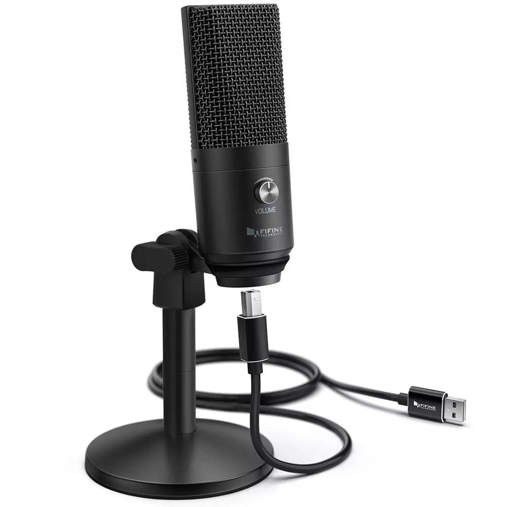 Microphone USB K670 pour ordinateur - 1