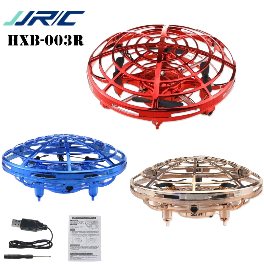 """Mini Quadcopter Drone - """"Force1 Scoot"""" Hands Free Hover Drone Blue - 1"""