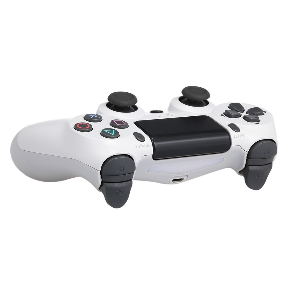 PS4 Wired Controller Dual Shock 4 Gamepad White For Sony Playstation 4 - 2