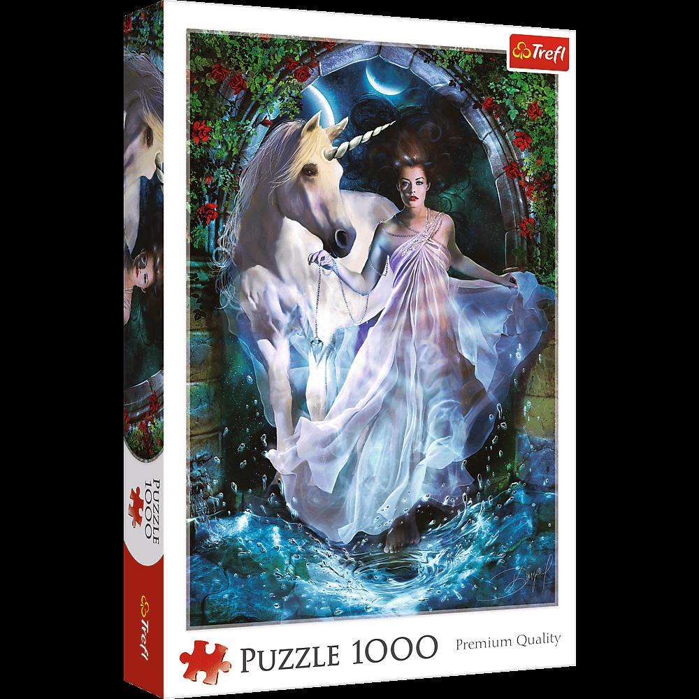 Puzzle - Magiczny wszechświat - 1000 el. Multi-Colored - 1