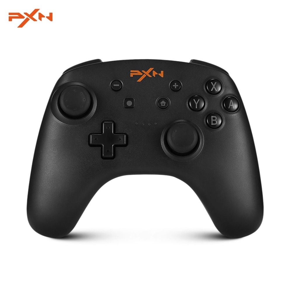 PXN PXN - 9607S Wireless Bluetooth Pro Controller with NFC Dual Vibration for PUBG Switch Android - 1