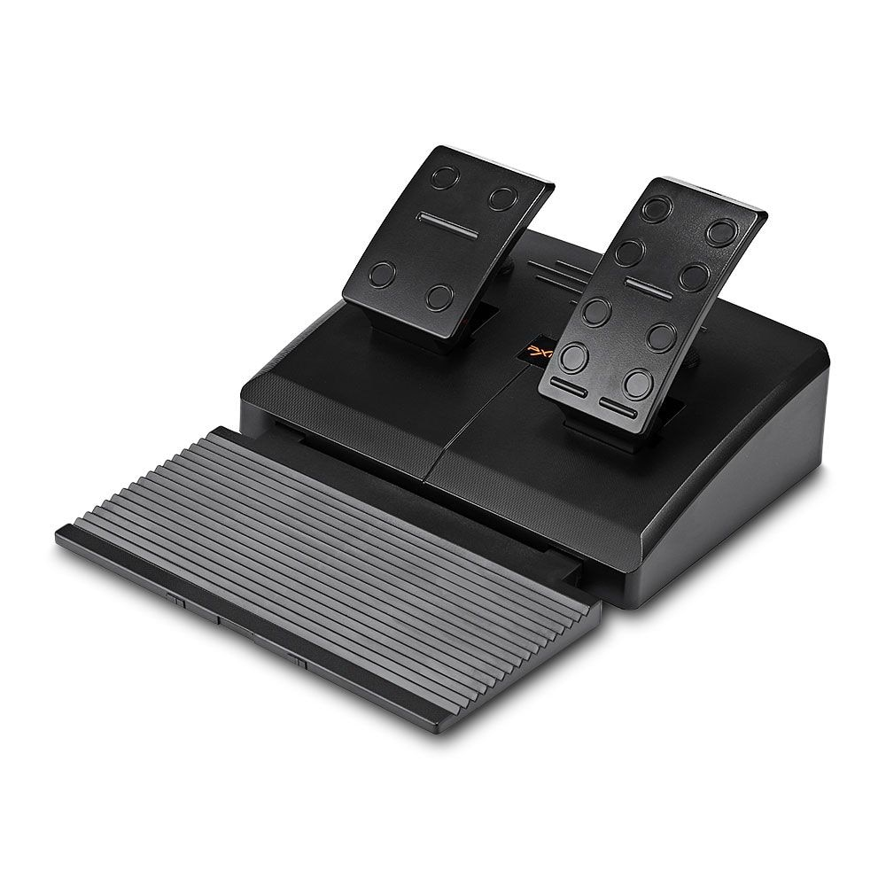 PXN V3II Racing Game Steering Wheel with Brake Pedal - 9