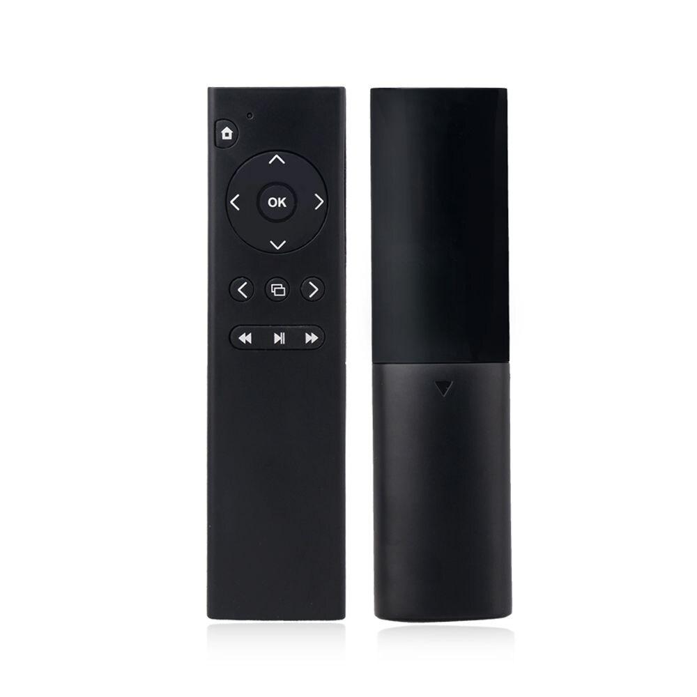 [REYTID] Slim Black Xbox One S Multimedia Remote Control - Multimedia TV Gaming DVD BluRay Black Xbox One - 1